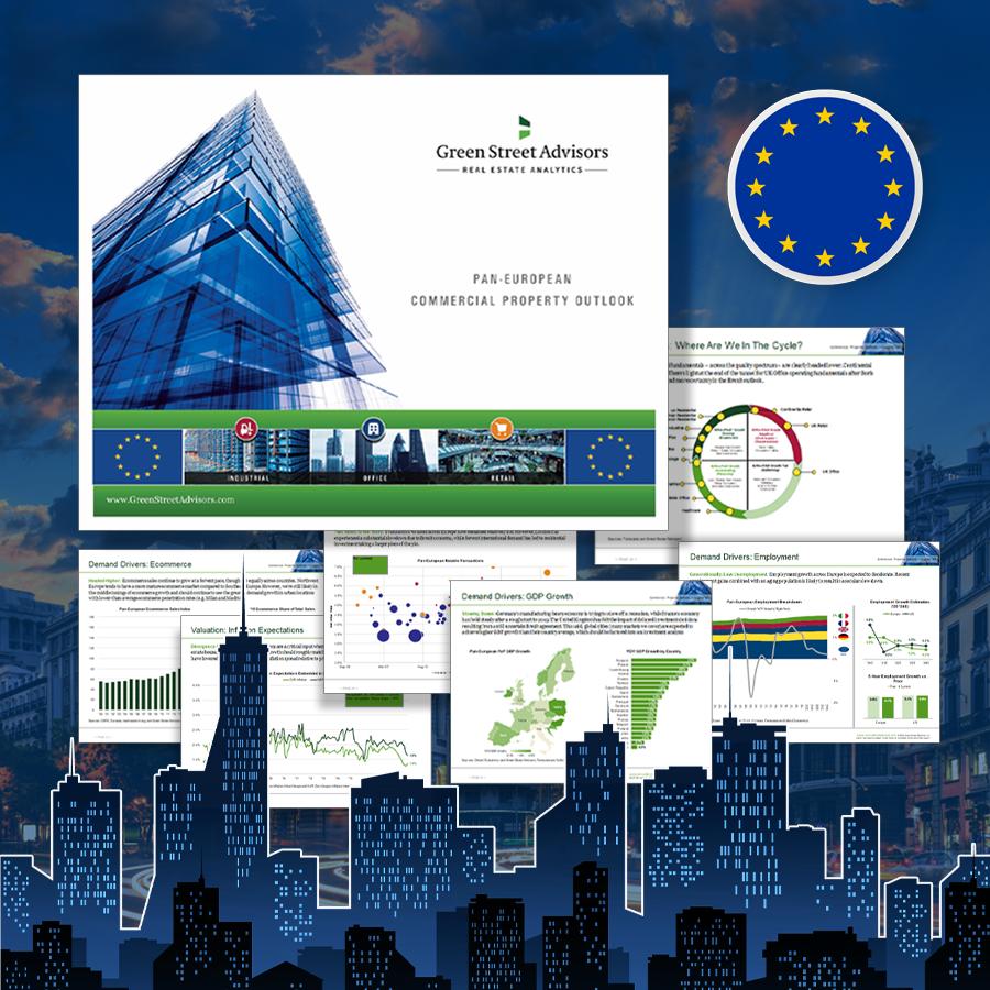 Pan-European Commercial Property Outlook Positive Overall, Despite Sector Deviation