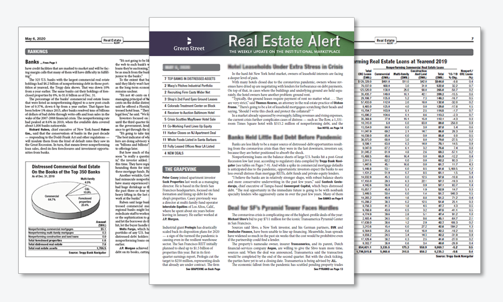 Real Estate Alert: May Special Issue