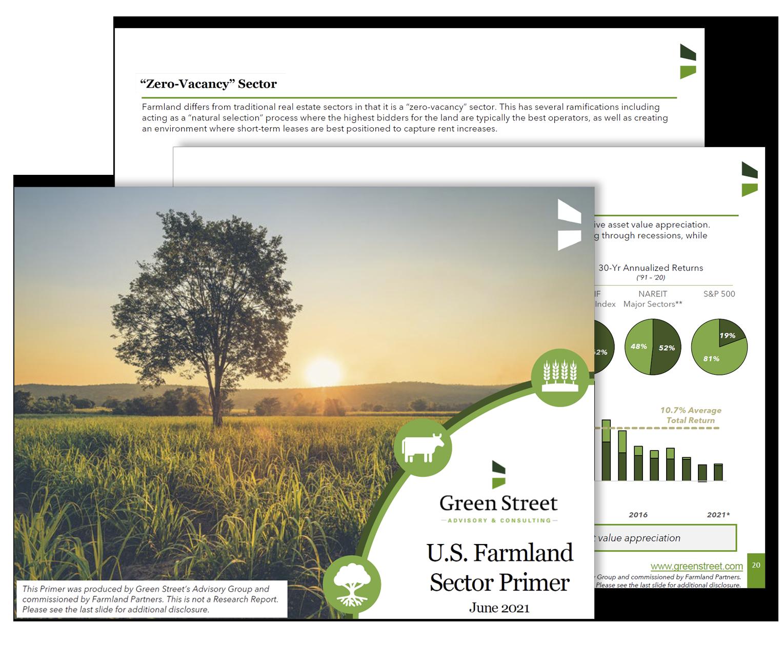 U.S. Farmland Sector Primer: Investment Merits